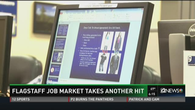With layoffs looming for fifty Golden Eagle employees, options to help recently laid off workers in Flagstaff are available.