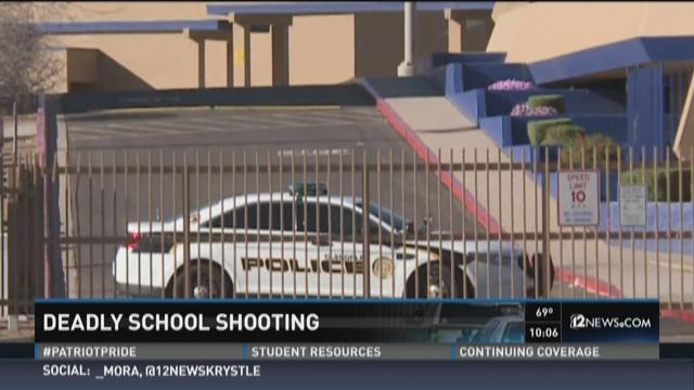 Deadly school shooting