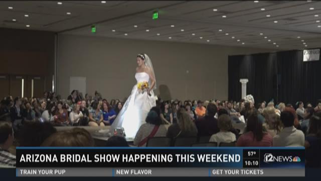 Arizona bridal show happening this weekend for Wedding expo az
