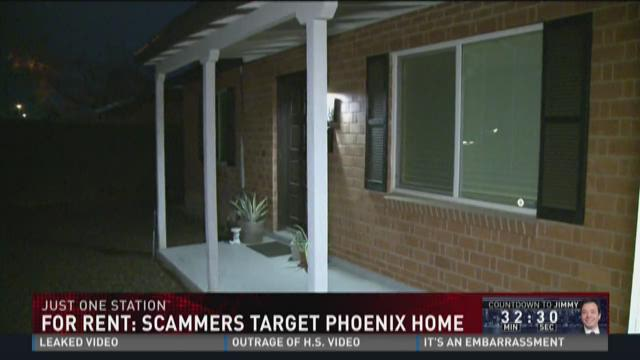 Scammers Using Phoenix Homes For Fake Rental Listings 12news Com