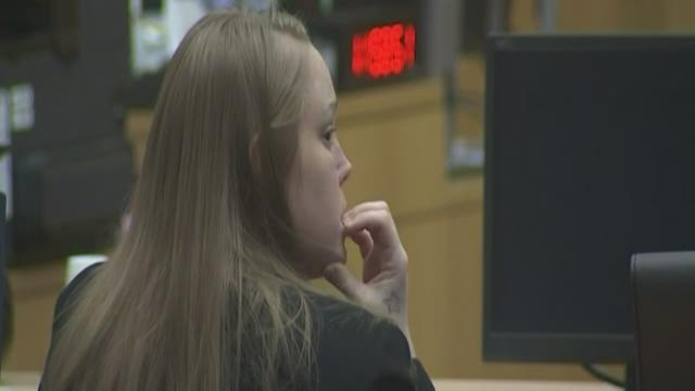 Sammantha Allen's Penalty Phase Continues For The Murder