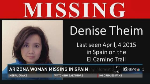 Denise Thiem's disappearance
