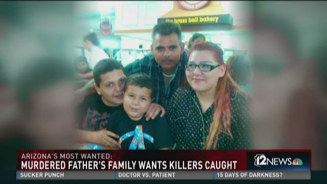 Arizona's Most Wanted: Father of four's killer