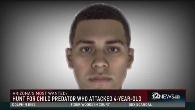 Arizona's Most Wanted: Child predator on the run