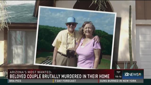 Arizona's Most Wanted: Suspect who killed elderly couple