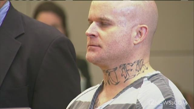 Mesa shooting suspect Ryan Giroux in court