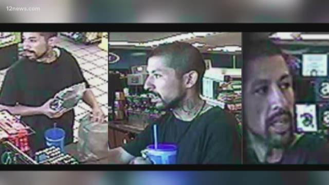 Arizona's Most Wanted: Armed Circle K robber