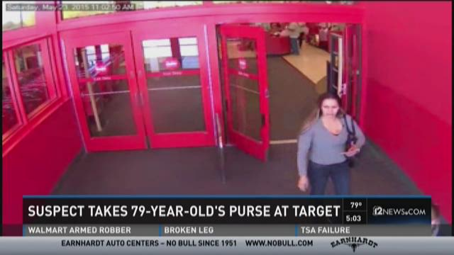 Purse robbery at Target Store in Fountain Hills