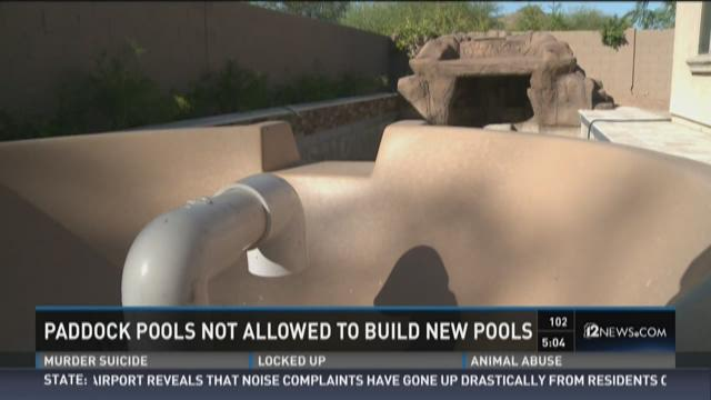 AZ registrar pulls Paddock Pools license