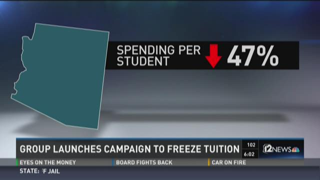 Group Launches campaign to freeze tuition