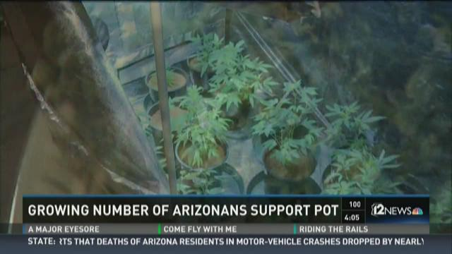 Poll shows AZ voters approve recreational marijuana, medical research