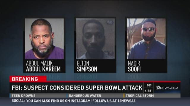 FBI- Texas shooting suspect considered Super Bowl attack