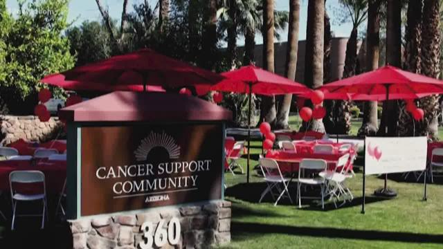 12 Who Care:  Cancer Support Community Arizona