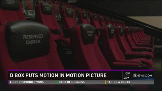 39 D Box 39 Theater Seats Put Motion In Motion Picture