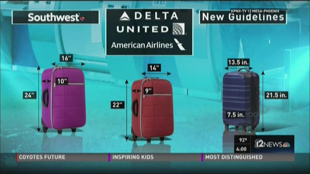 New offer to downsize your carry-on