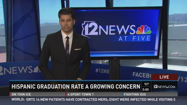 Hispanic graduation rate a flourishing concern