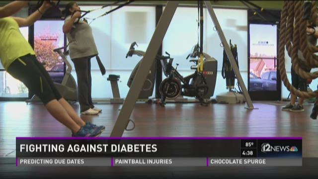 an essay on the fight against diabetes Singapore has the second highest per capita rate of diabetes in the developed world, with one in nine residents afflicted  in the fight against type 2 diabetes .