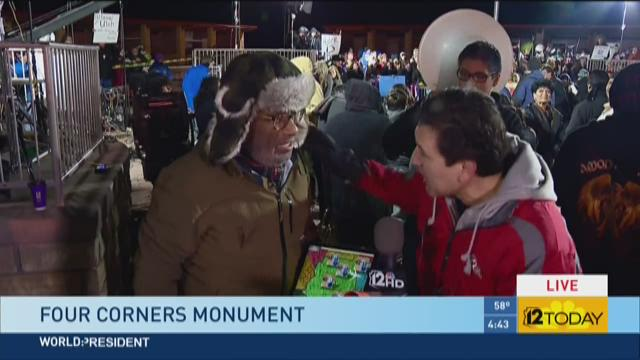 Rokerthon hits the Four Corners