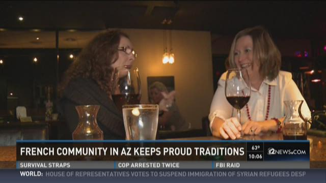 French community in Arizona keeps proud traditions